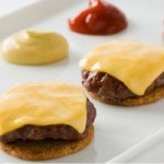 Melba-Mini-Cheeseburgers