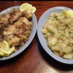 Slow Cooker Greek Style Chicken And Potatoes
