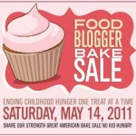 Blogger Bake Sale