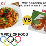 Daily Food Olympics Head To Head Day Five