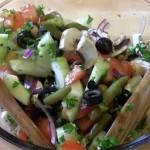 Final cucmber salad