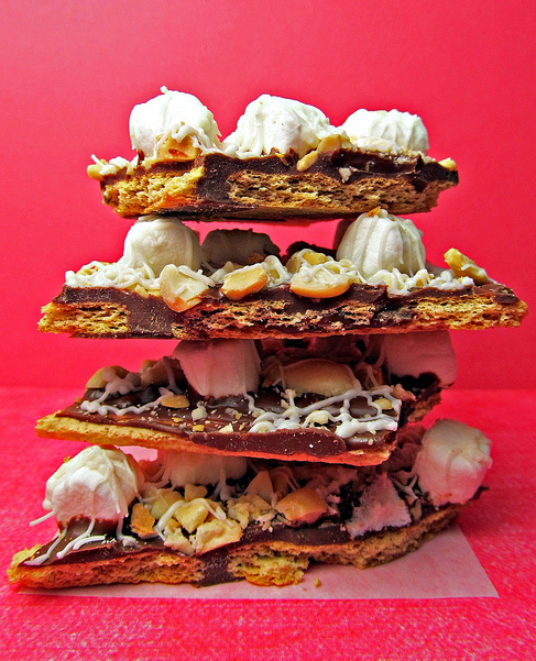 Rocky-Road-Graham-Cracker-Bark
