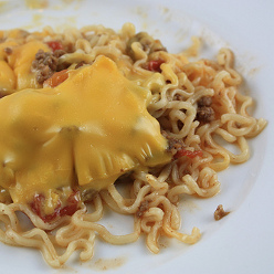 Ramen Noodle Casserole Recipe