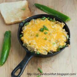 Cheesy Potato Hash Breakfast Casserole