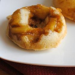 pineapple upside down donuts