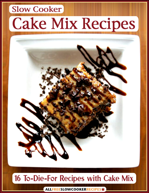 how to make cake with cake mix in cooker