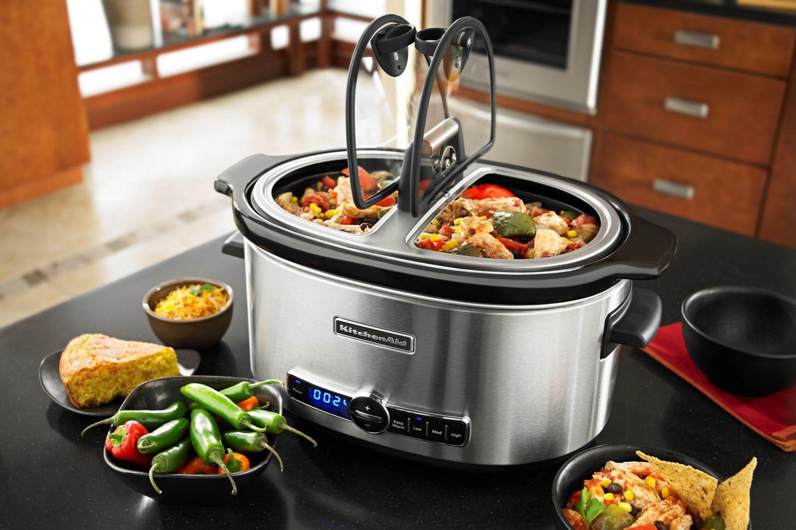 KitchenAid® 6 Quart Slow Cooker