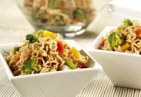 30 Minute Broccoli Noodle Salad