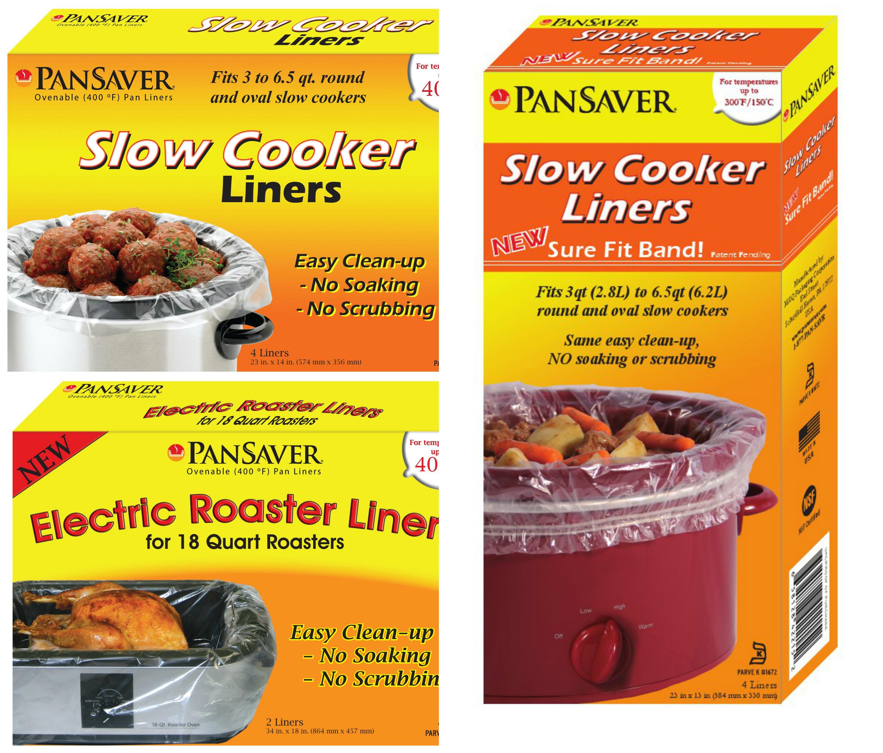 PanSaver Liner Gift Set Giveaway