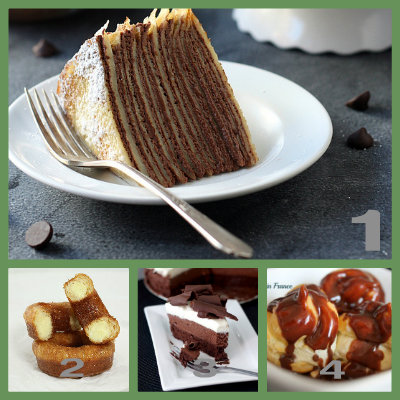 Fancy and fun dessert recipes southern italian desserts cookbook southern italian desserts forumfinder Choice Image