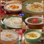 Creamy Potato Soup Recipes