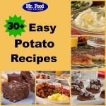 30+ Easy Potato Recipes