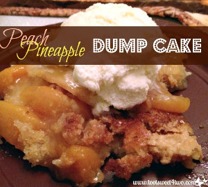 Peach-Pineapple-Dump-Cake