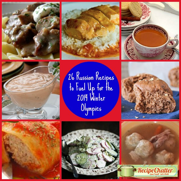 Easy russian recipes fuel up for the 2014 winter olympics with 26 make these delicious russian foods for your sochi olympics party or mix it up and serve up some russian food for a weeknight meal russian recipes forumfinder Choice Image