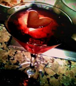 Copycat Melting Pot Love Martini