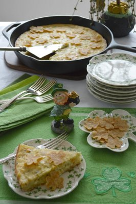 Pot o' Gold Corn Casserole