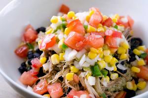 Pulled-Pork-Quinoa-Bowl