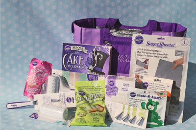 Wilton Sweet Up Swag Bag Giveaway