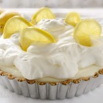 Lovely Lemon Icebox Pie