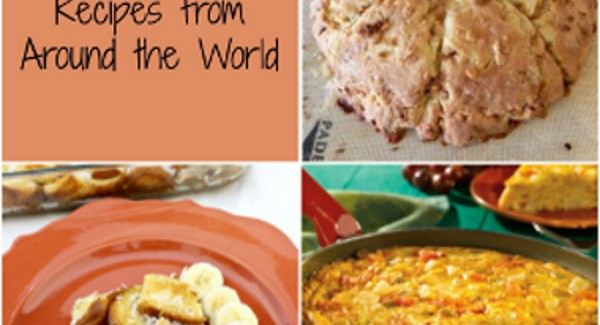 Easy Breakfast Recipes from Around the World
