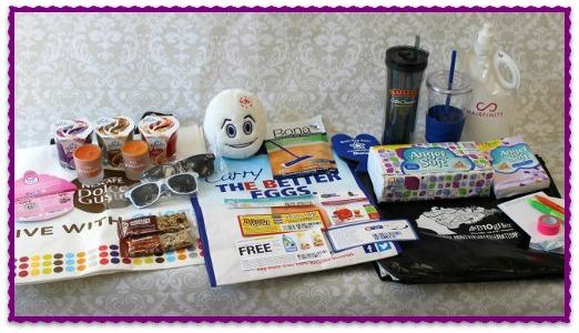 BlogHer Swag Bag Giveaway