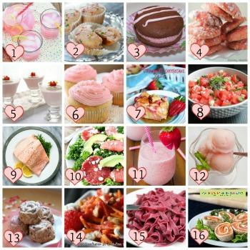 Think pink recipes for breast cancer awareness month recipechatter breast cancer awareness month breast cancer awareness month forumfinder Image collections