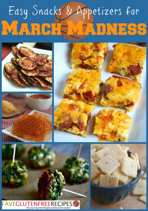 Easy Snack Recipes