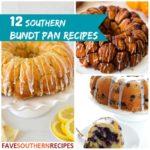 12 Southern Bundt Pan Recipes