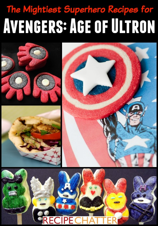 Avengers Recipes