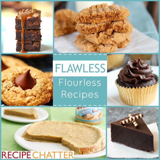 Flawless Flourless Recipes