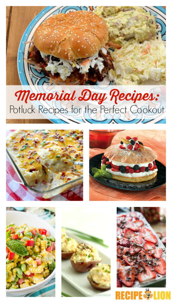 Memorial-Day-Recipes-Potluck-Recipes-for-the-Perfect-Cookout