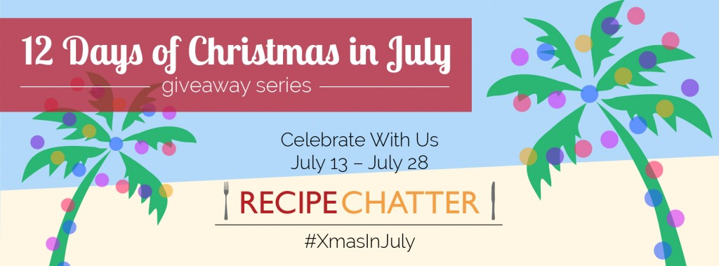 12 DAYS RECIPE CHATTER