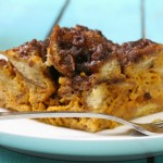 Slow Cooker Pumpkin French Toast 2