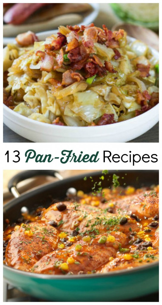 Pan-Fried-Recipes