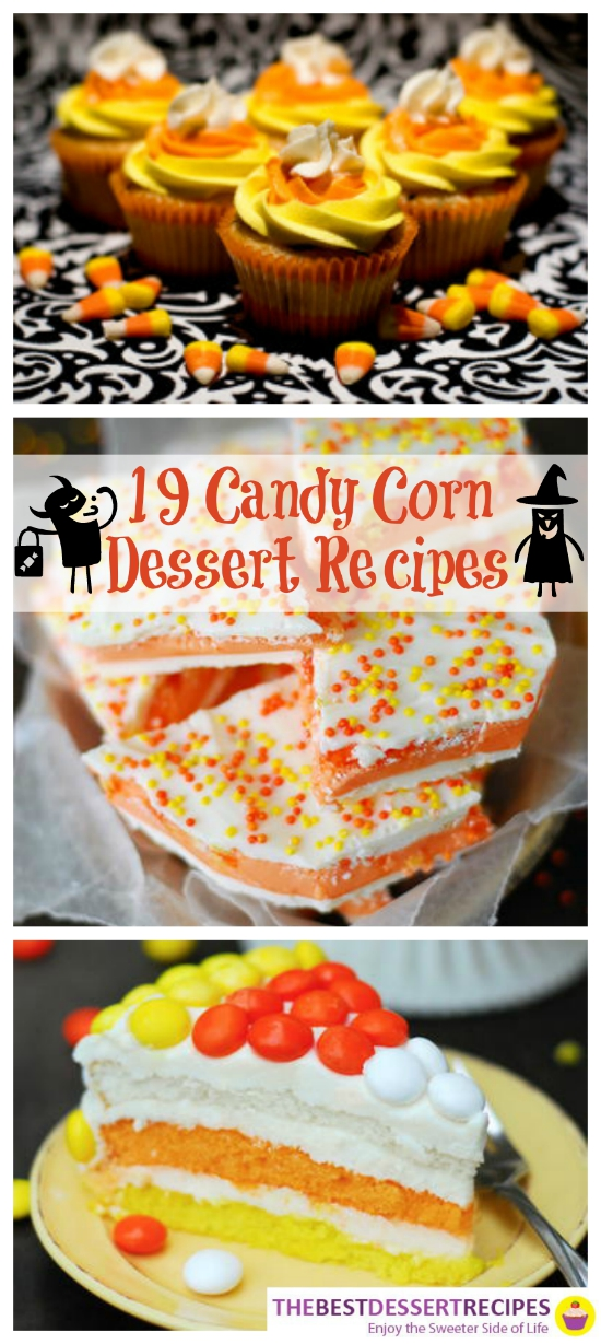 CandyCornDessertRecipes