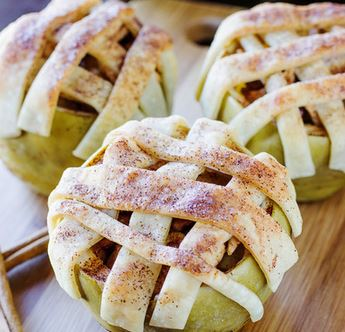 Easy Baked Apple Pie Apples