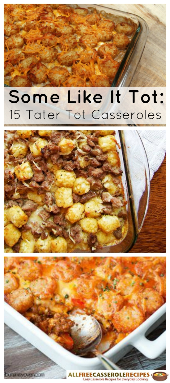 TaterTotCasseroles