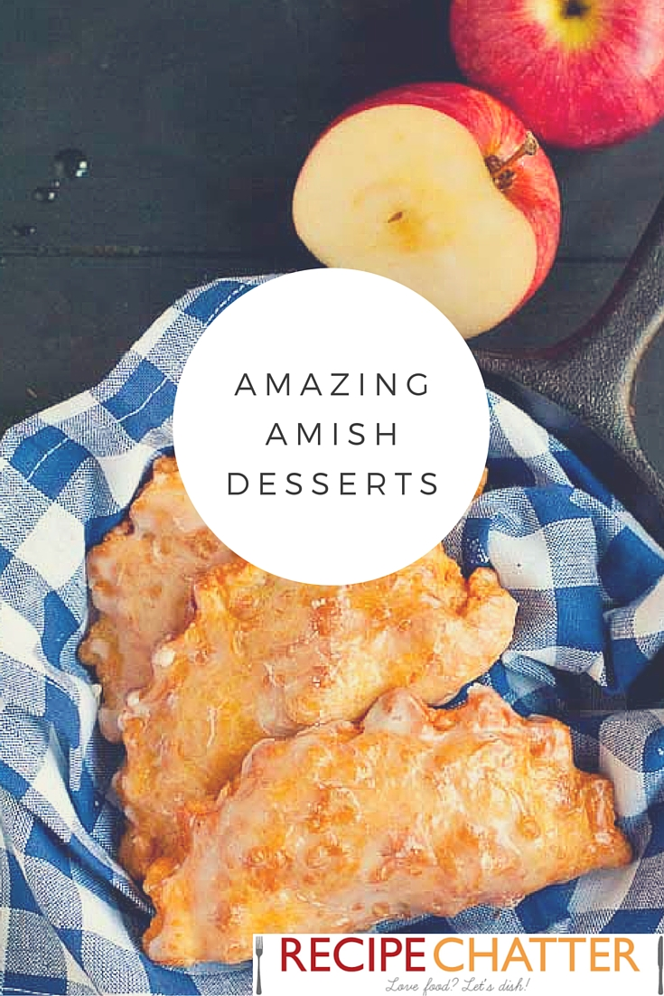 Amish Dessert Recipes