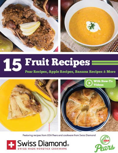 15 Fruit Recipes
