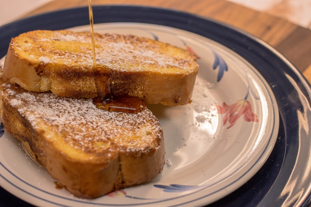 Make-Ahead Baked Eggnog French Toast Recipe - RecipeChatter