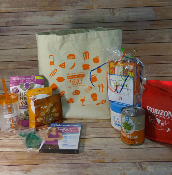 BlogHerFoodSwagBag