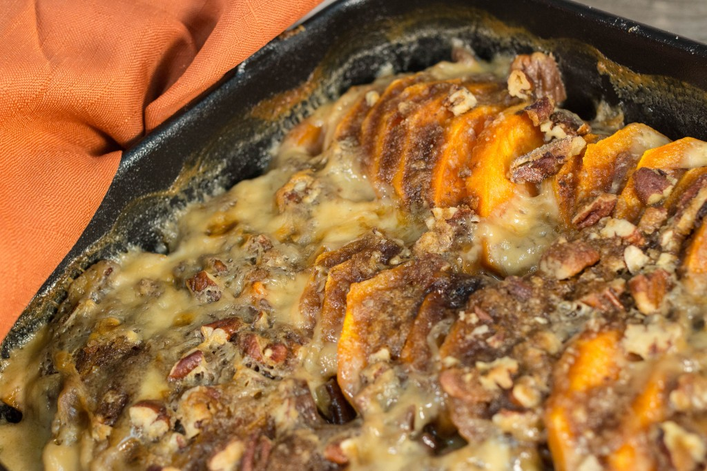 Struesel Sweet Potato Casserole