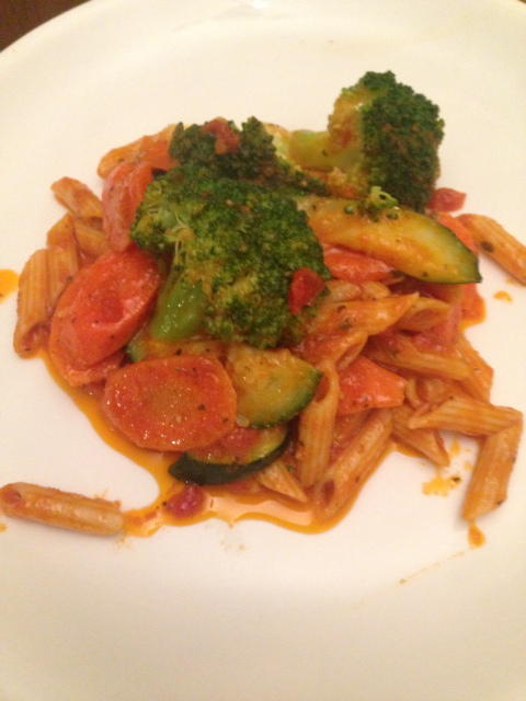 Abundant Chef Pasta Primavera Recipe