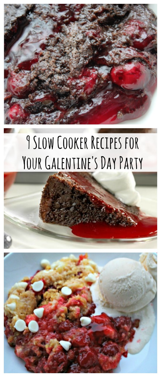 Sweetweek 9 Slow Cooker Recipes For Your Galentine S Day