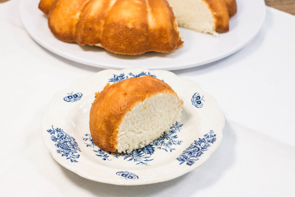 Old-Fashioned Angel Food Cake