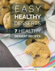 Healthy Dessert eBook