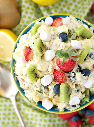 Spring-Fling-Fluff-Fruit-Salad