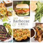 10 BBQ and Grill Recipes Blog Post RL
