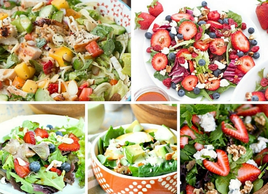Sensational Summer Salads