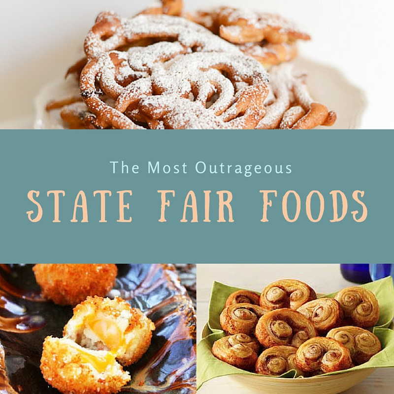 The Most Outrageous State Fair Foods